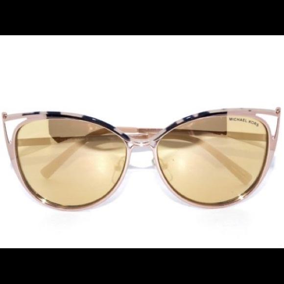 Michael Kors Ina Cat Eye Sunglasses